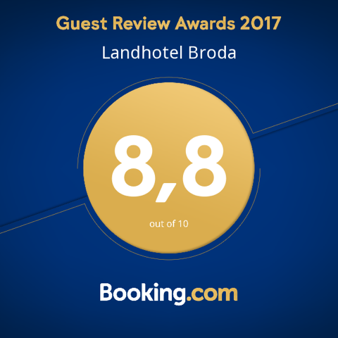 booking.com Award Winner 2017